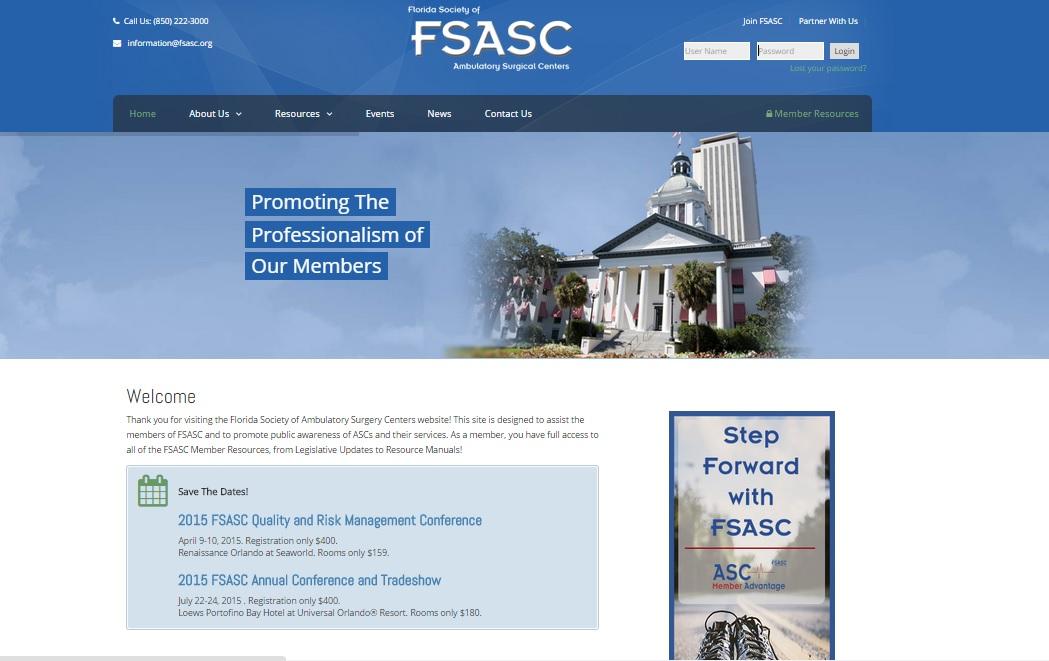 FSASC Website