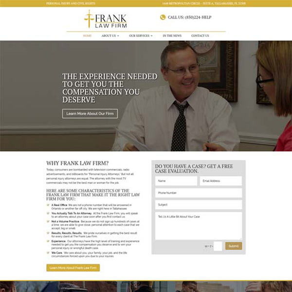 Frank Law Firm